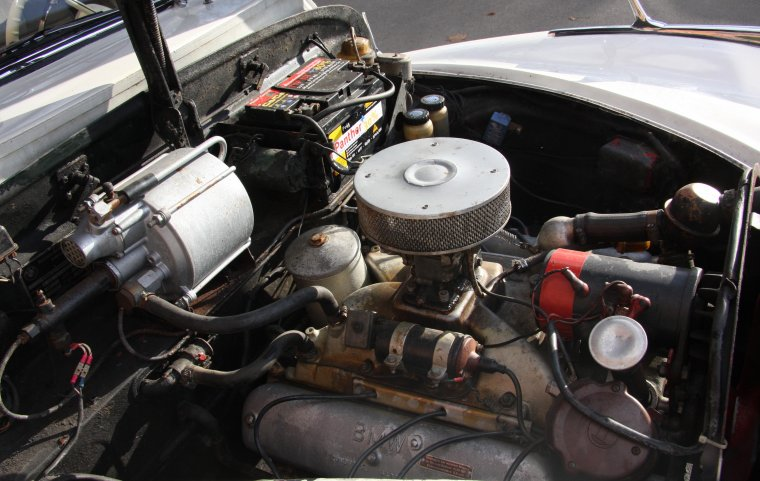 Bmw barockengel typ 502 v8 super ebay 502 motoring
